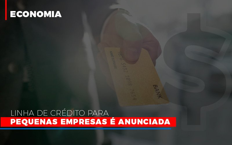 Linha De Credito Para Pequenas Para Pequenas Empresas E Anunciada Notícias E Artigos Contábeis - Contabilidade na Barra da Tijuca