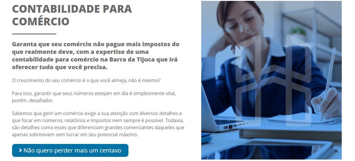 Contabilidade Para Comercio. - Contabilidade na Barra da Tijuca