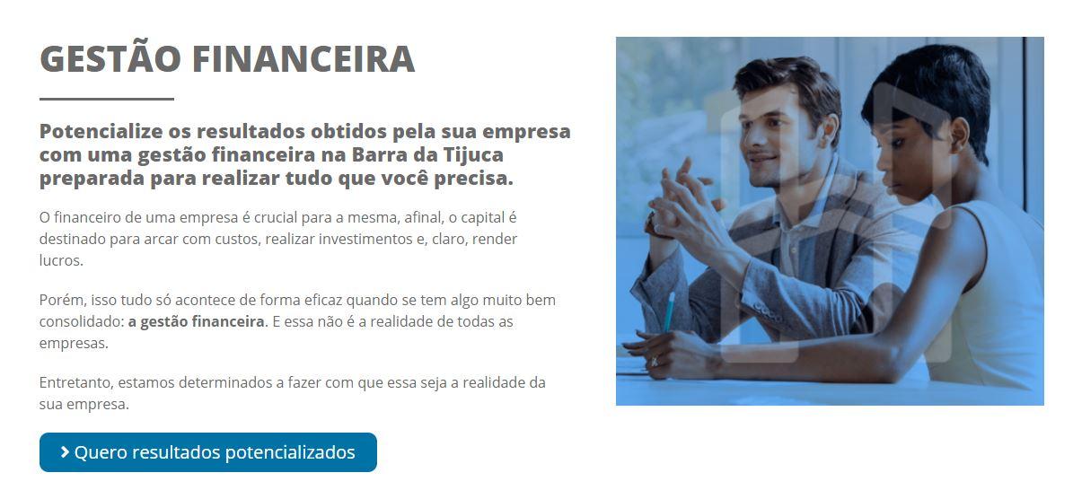 Gestap Financiera - Contabilidade na Barra da Tijuca